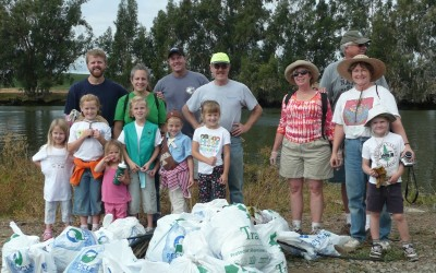 Learn How to Organize Creek Cleanups – April 5