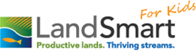 landsmart for kids logo